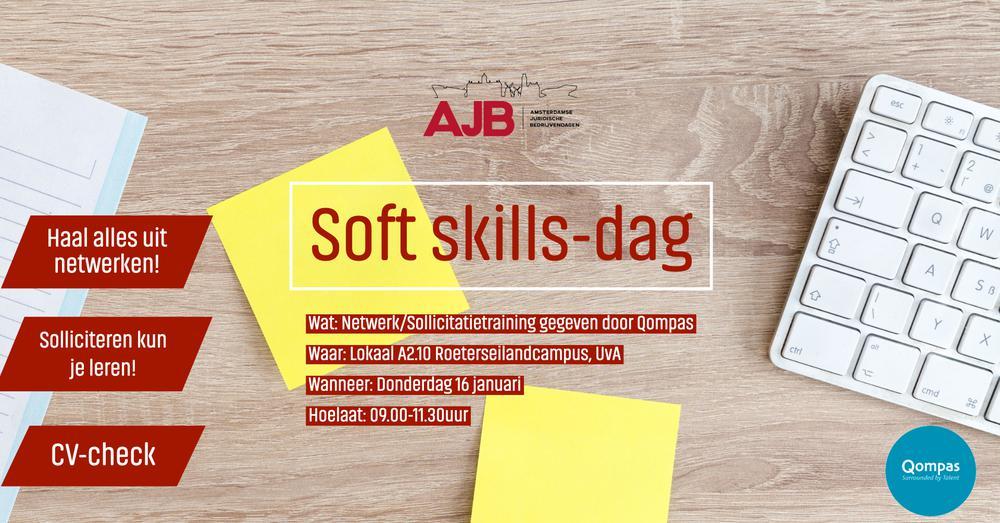 De Soft Skills-dag 2020
