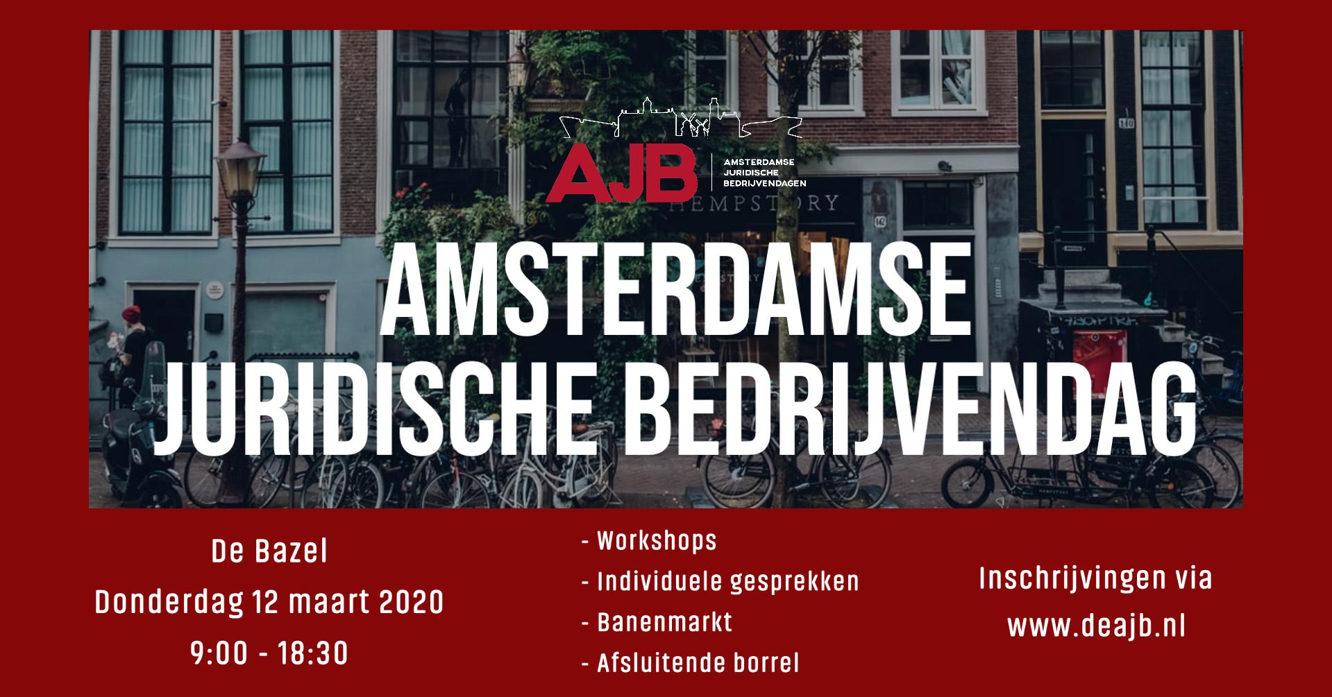 Amsterdamse Juridische Bedrijvendag 2020